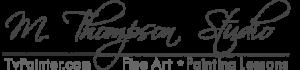 M.Thompson Art Studio-Tvpainter